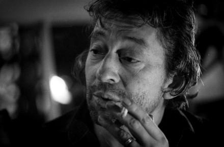 Serge Gainsbourg (foto: Claude Truong-Ngoc)